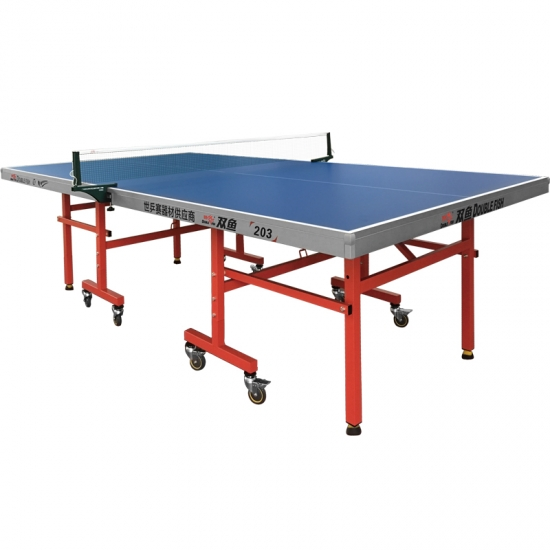 Hot Sale Single Folding Ping Pong Table for Training