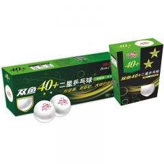 High Quality 2 Stars Ping Pong Ball