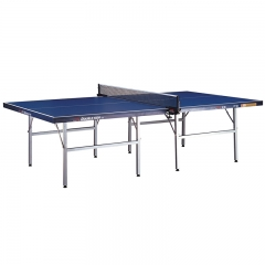 Single Folding Indoor Ping Pong Tisch für Training