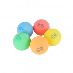 colour table tennis ball wholesale
